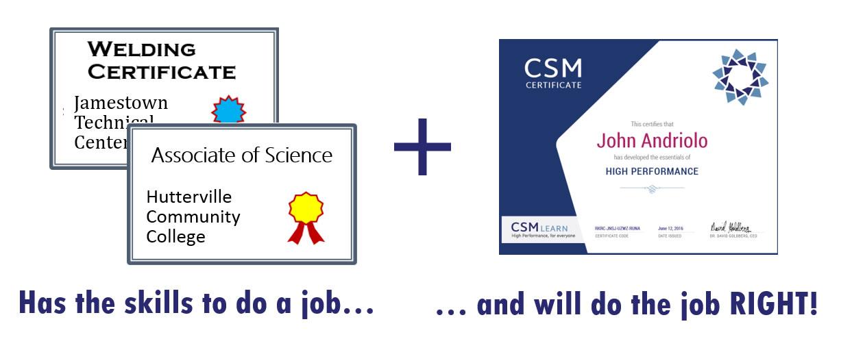 csm learner login