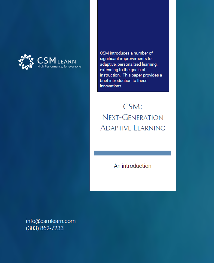 next-gen learning white paper
